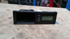 MAZDA MX5  (MK2 1998 - 2001) DIGITAL CLOCK / CUBBY BOX - GENUINE MAZDA PART